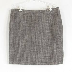 Gray BANANA REPUBLIC pencil skirt 14