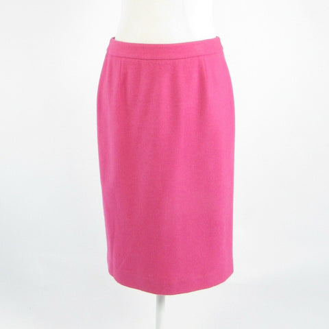 Pink DONCASTER pencil skirt 6-Newish
