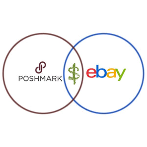 List items to eBay, Poshmark or both-Newish