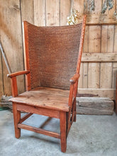 Load image into Gallery viewer, Orkney Chair Liberty & Co London David Kirkness Arts and Crafts