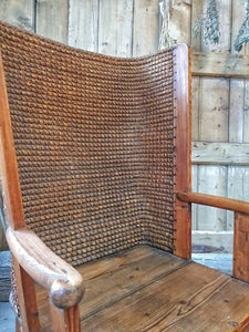 Orkney Chair Liberty & Co London David Kirkness Arts and Crafts