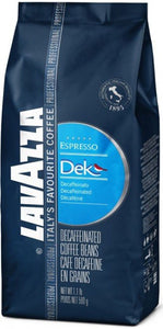 Lavazza DEK Decaffeinated Espresso Coffee 500g
