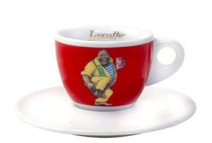 Lucaffe espresso cup - Red