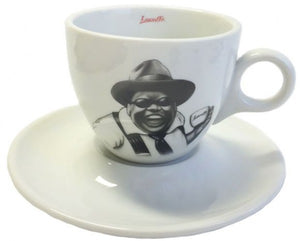 "Lucaffe ""Mr Exclusive"" cappuccino cup"