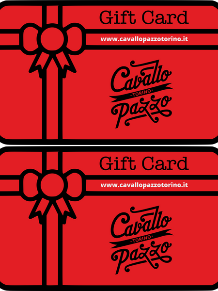 Buono regalo / Gift Card