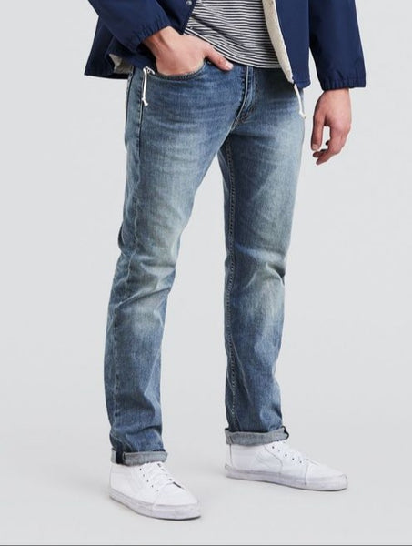 Levi's 513 Slim Straight Men's Jeans
