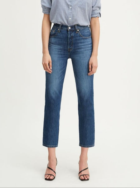 Levi's 501 Original Cropped Women's Jeans 36200-0080
