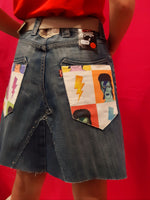 Gonna Vintage Levi's tg. W30 L32 Bowie