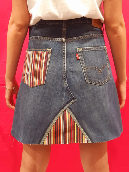 Gonna Vintage Levi's 511 tg. W27  Missoni