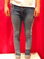 Custom Jeans Toppe // Tg. 44/46 (W 30/32)