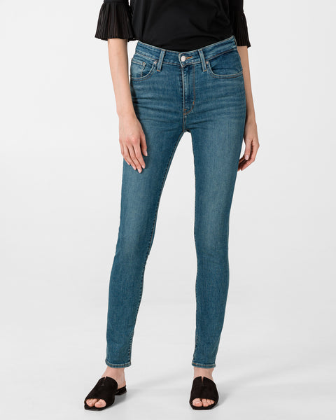 Levi's 721 High Rise Skinny Jeans 18882-0244
