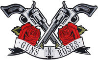 Toppa Patch Ricamata Guns 'n' Roses