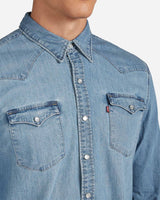 Camicia Levi's Barstow Western Long-Sleeved Jeans 65816 0116