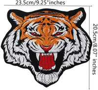 Patch Ricamata Tiger/Tigre