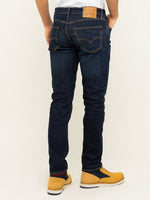 Levi's 511 Slim Fit Blu Scuro 04511-4102