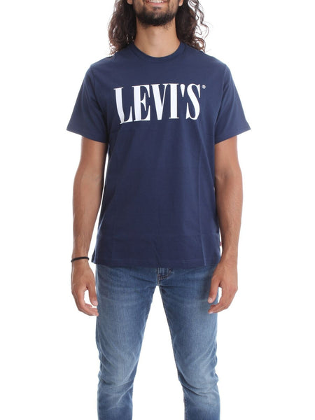 Levi's ® Relaxed Graphic Tee 69978-0130 Blu Navy