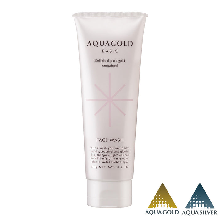 AquaGold Face Wash