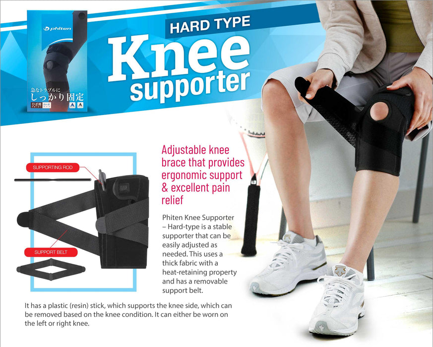 Supporter Knee Hard Type