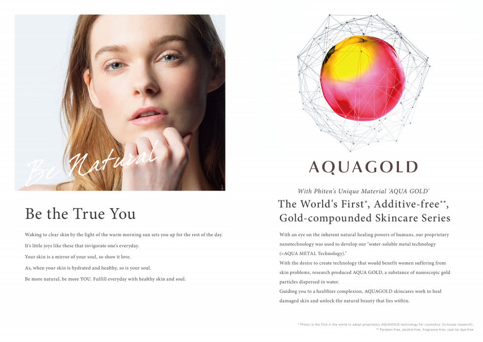 AquaGold Cleansing Oil