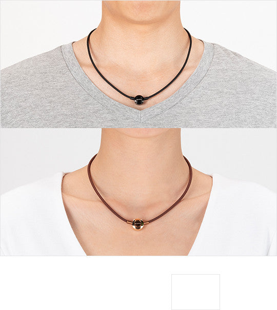 Rakuwa Necklace Metax Push Type