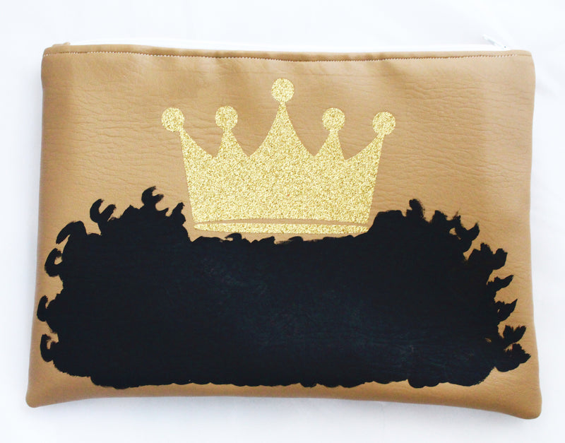 Crowned Queen Latifah bag