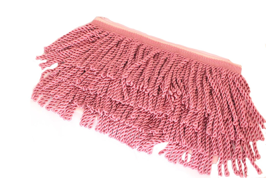 "Fringe Rope Clutch ""Eartha Kitt"""