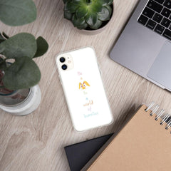 Be a Bonny iPhone Case
