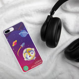"""Magic Ears hits Zero G"" iPhone Case"
