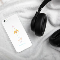 "Magic Ears ""Be a Bonny"" iPhone Case"