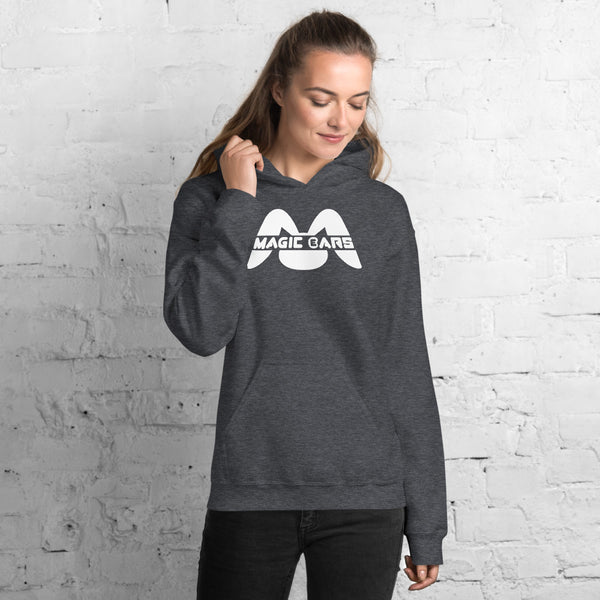 Magic Ears Split Logo Unisex Hoodie