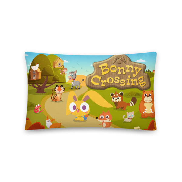 Magic Ears Bonny Crossing Pillow