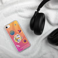 """Over the Moon for Magic Ears"" iPhone Case"