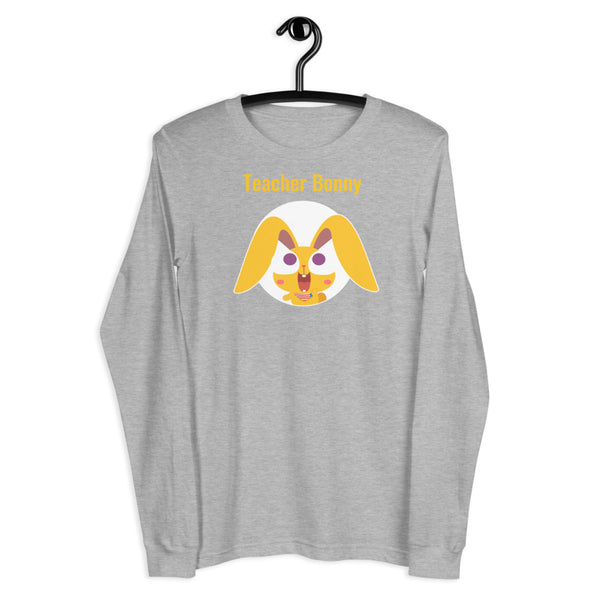 Excited Bonny Long-Sleeved Shirt (Personalized)