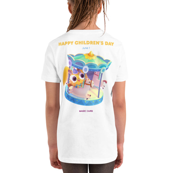 Children's Day Bonny Kids Shirt