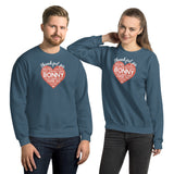 """Thankful for Magic Ears"" Unisex Sweatshirt"