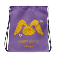 Limited-Edition HoneyBonny Drawstring Bag