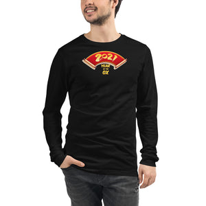 Year of the Ox Unisex Long Sleeve Tee