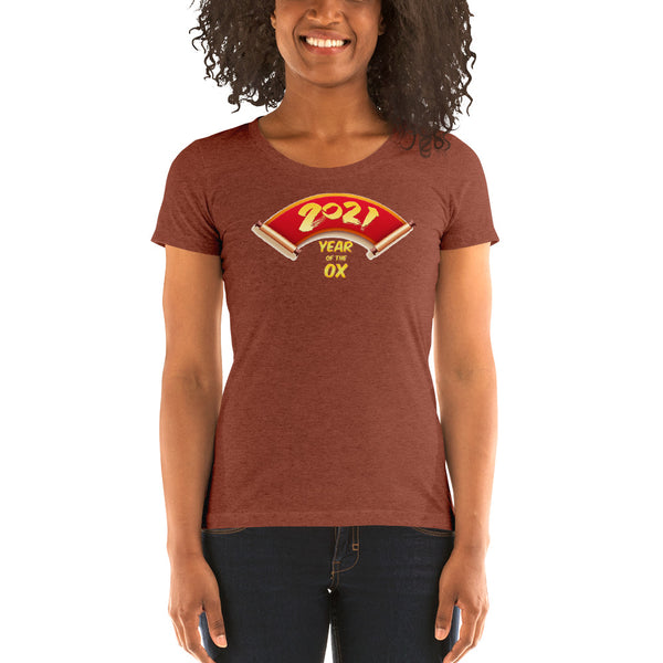 Year of the Ox Short Sleeve (Ladies)