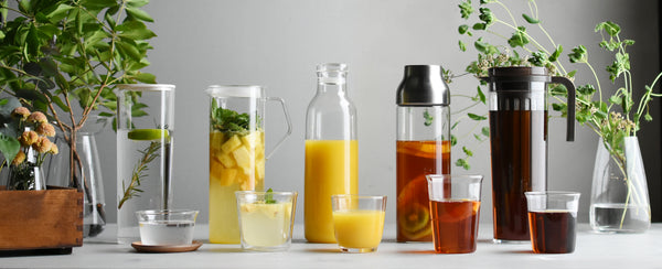KINTO Journal Article Drinkware for different styles and occasions