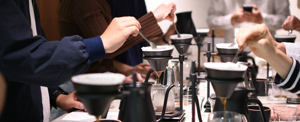 KINTO Journal Article KINTO Workshop vol. 3 - Hand Drip Coffee