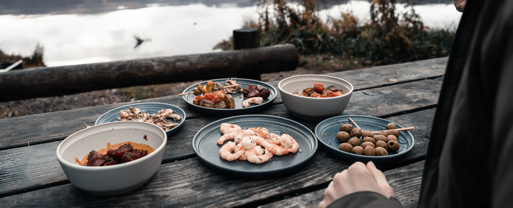 EXPLORING THE CAIRNGORMS WITH KINTO / TAPAS BY THE LOCH BANNER