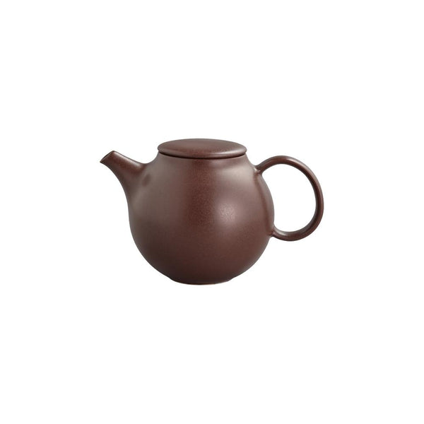 KINTO PEBBLE TEAPOT 500ML BROWN