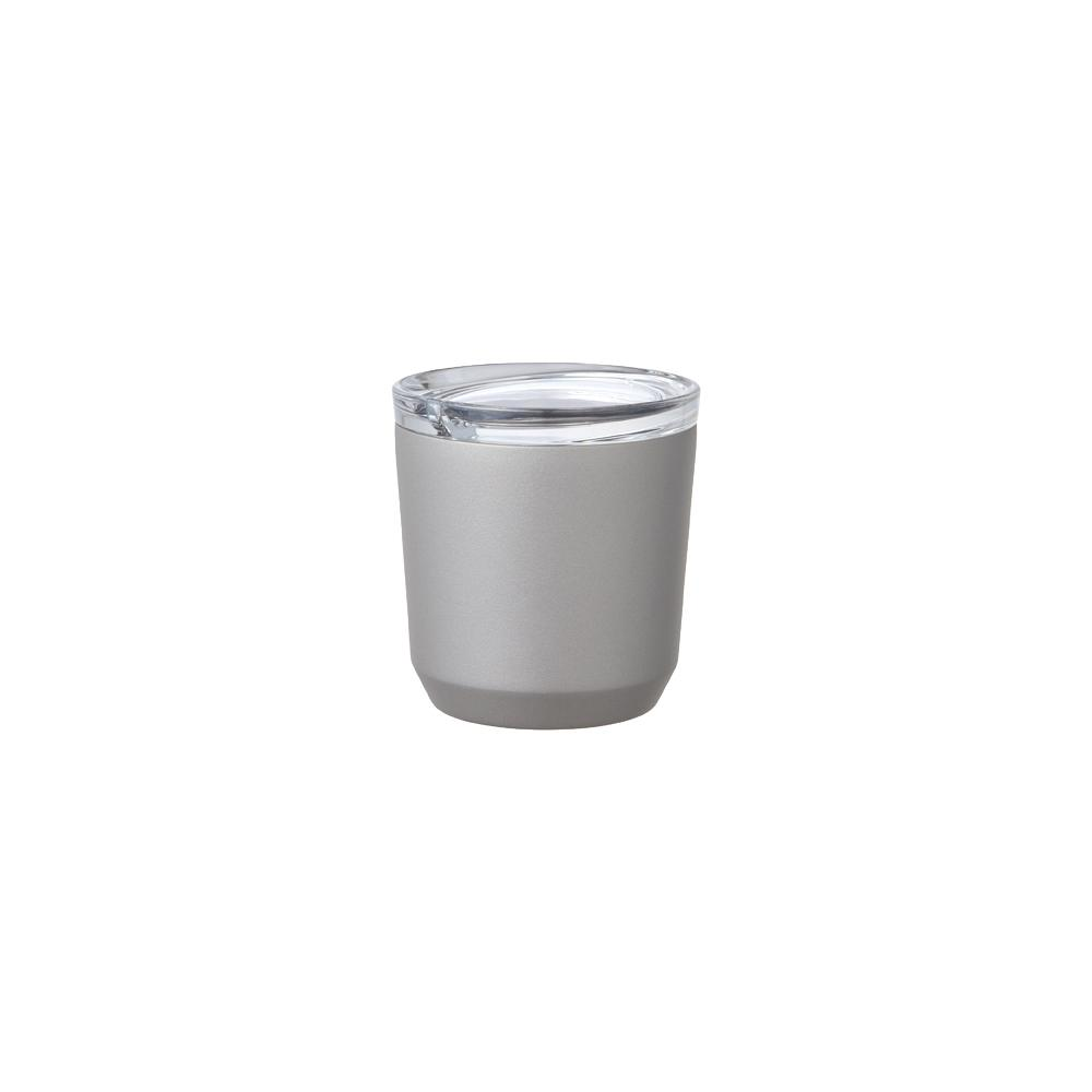 KINTO TO GO TUMBLER 240ML  SILVER