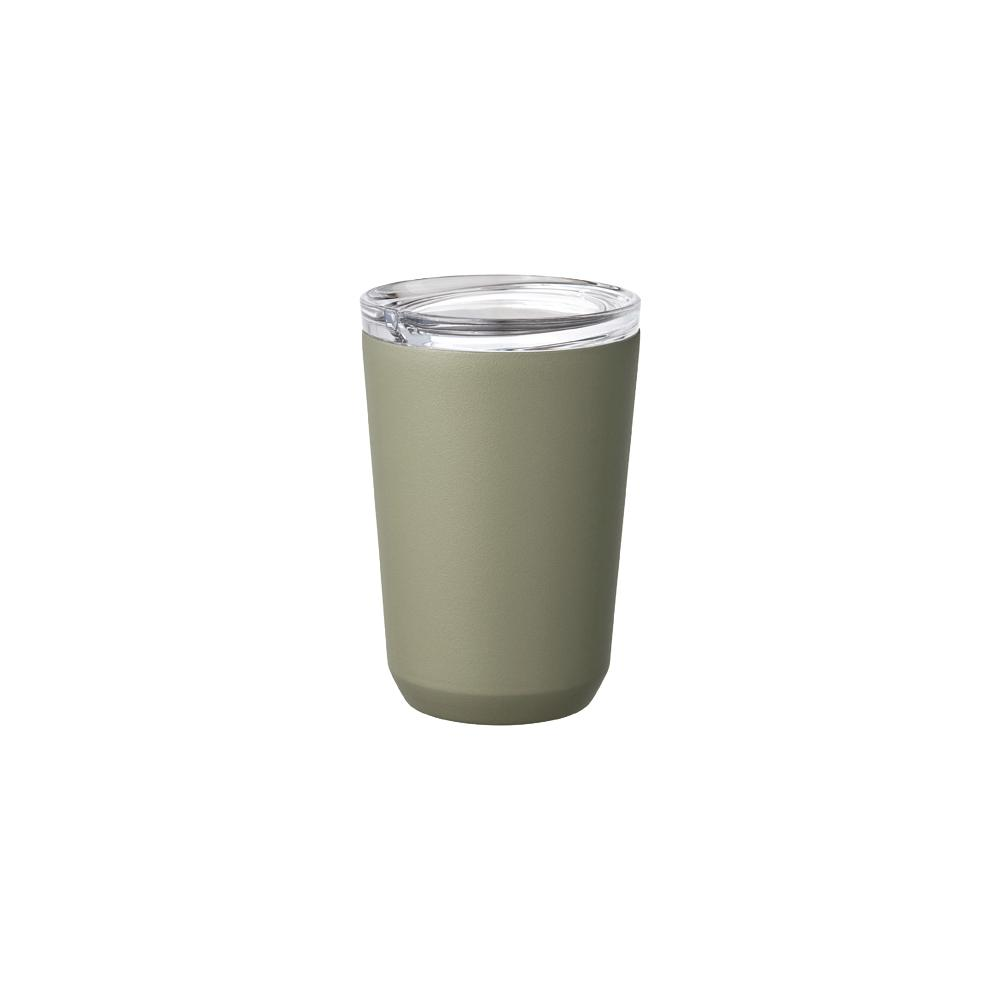 KINTO TO GO TUMBLER 360ML  KHAKI