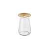 KINTO LUNA VASE 80X130MM CLEAR THUMBNAIL 0