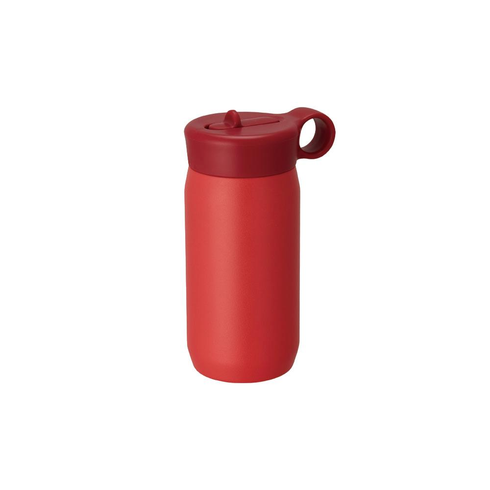 KINTO PLAY TUMBLER 300ML  RED