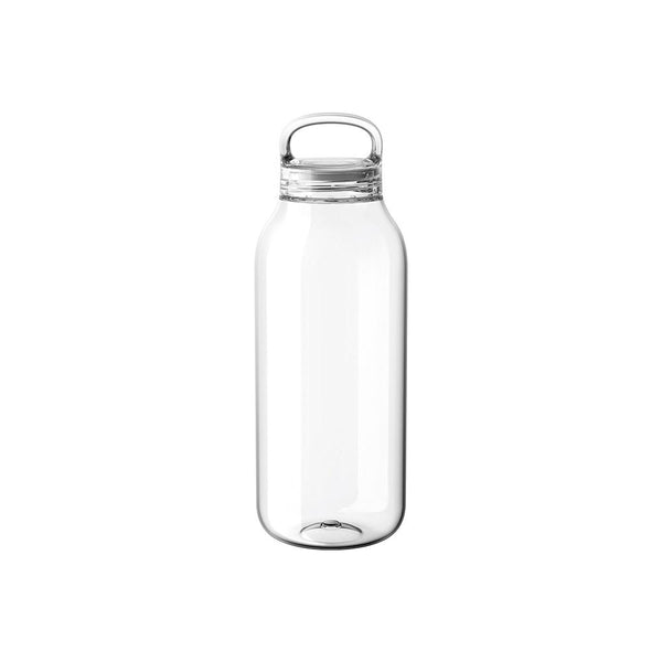 KINTO WATER BOTTLE 500ML CLEAR
