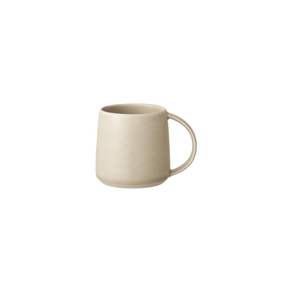KINTO RIPPLE MUG 250ML  BEIGE