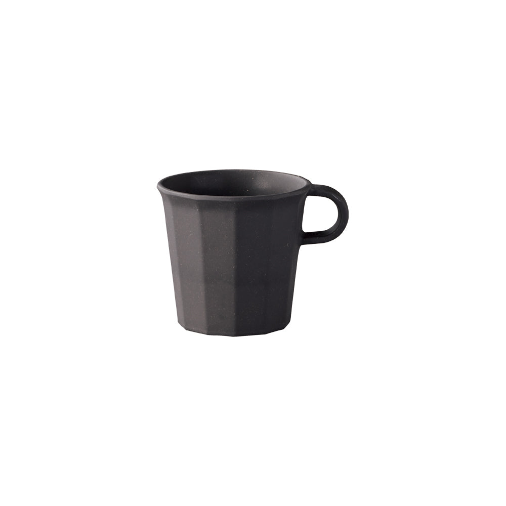KINTO ALFRESCO MUG  BLACK