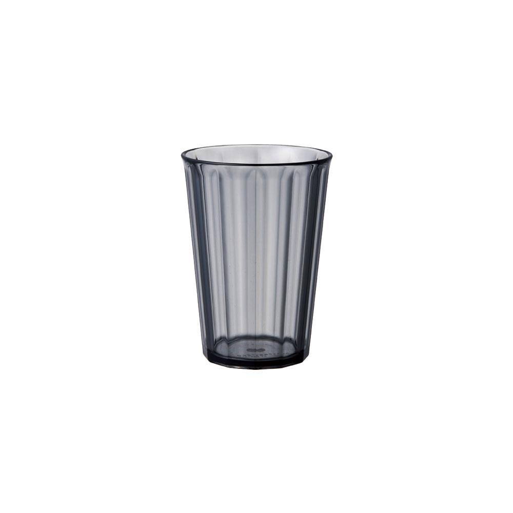 KINTO ALFRESCO TUMBLER 420ML  SMOKE